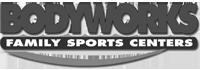 Bodyworks logo in MOK Capital Advisors grey palette