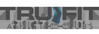 TruFitness logo in MOK Capital Advisors grey palette