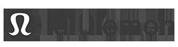lululemon logo in MOK Capital Advisors grey palette