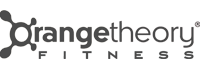 Orange Theory Fitness logo in MOK Capital Advisors grey palette