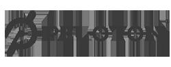 Peloton logo in MOK Capital Advisors grey palette