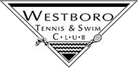 Westboro Tennis and Swim logo in MOK Capital Advisors grey palette