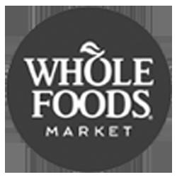 Wholefoods Market logo in MOK Capital Advisors grey palette